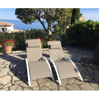Brown Cushionless Outdoor Chaise Amp Lounge Chairs You Ll
