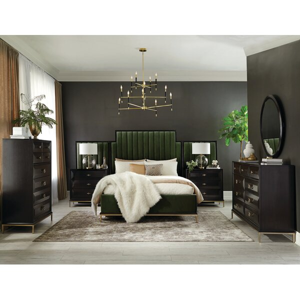 Formosa Configurable Bedroom Set by Everly Quinn