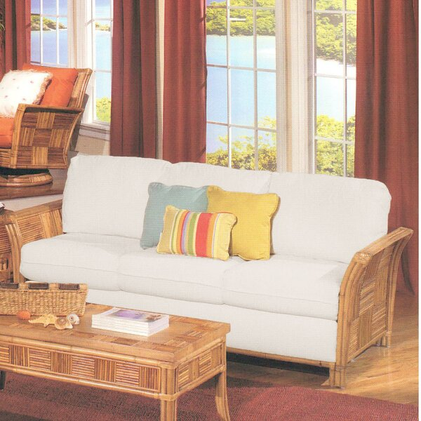 Palma Upholstered Sofa by Acacia Home and Garden