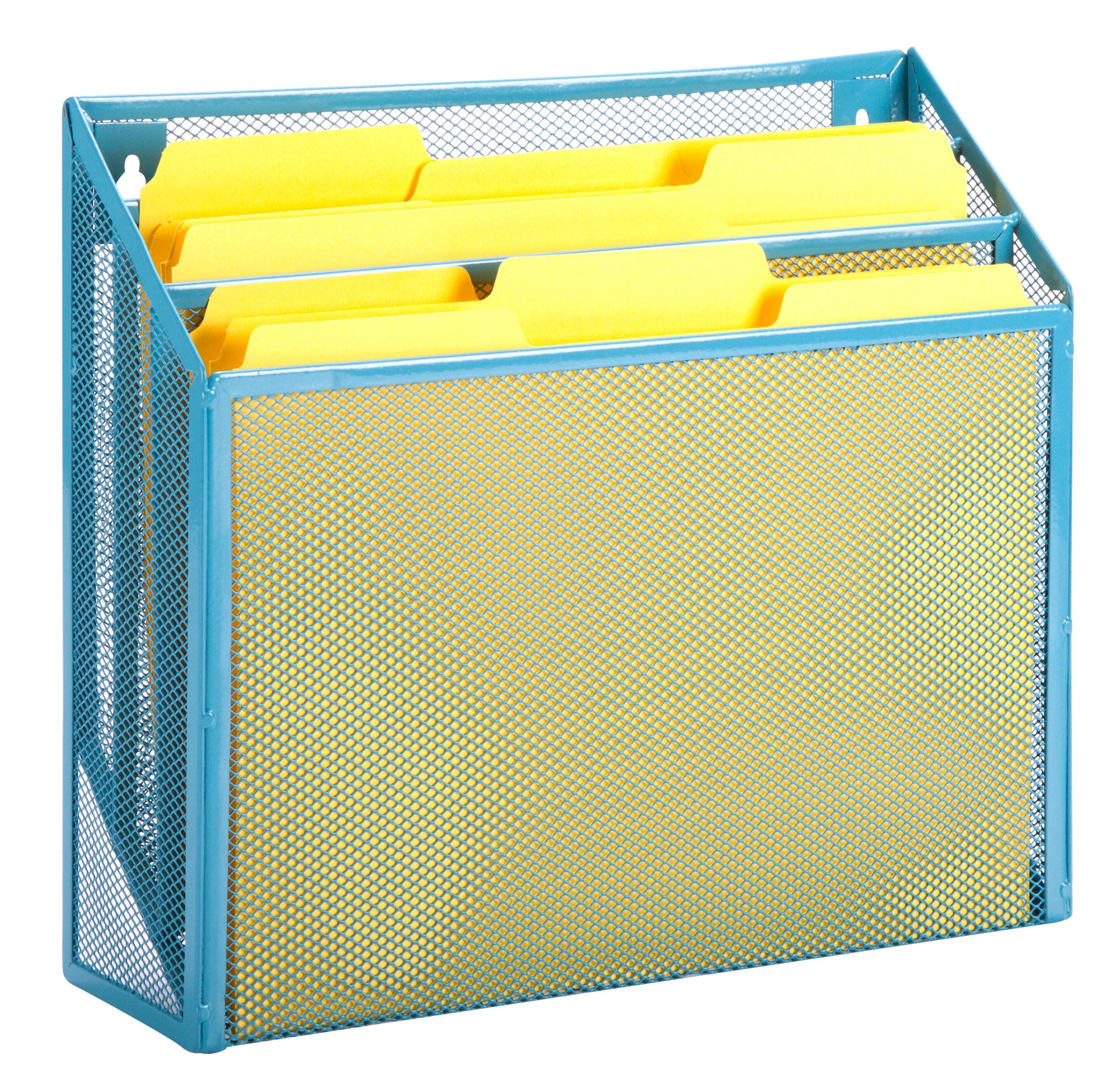 Honey Can Do Vertical File Sorter & Reviews   Wayfair