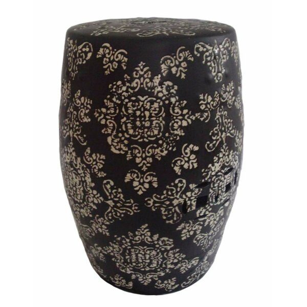 Wherry Tribal Garden Stool by Ophelia & Co.