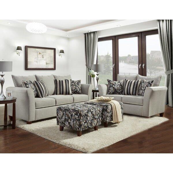 Verduzco Configurable 2 Piece Living Room Set by Red Barrel Studio