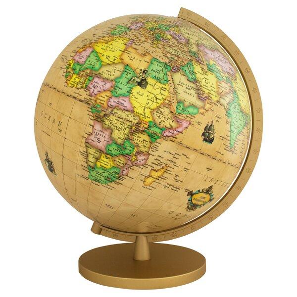 Renaissance Globe by Columbus Globe