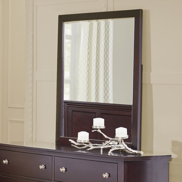 Odachowski Rectangular Dresser Mirror by Red Barrel Studio