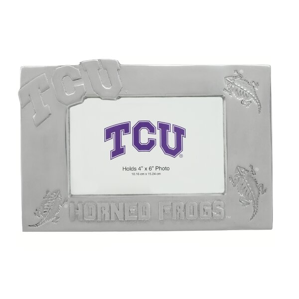 NCAA TCU Picture Frame by Arthur Court Designs