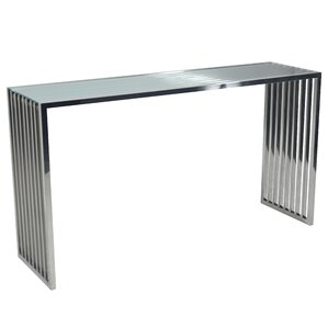 Prisco Console Table by RMG Fine Imports