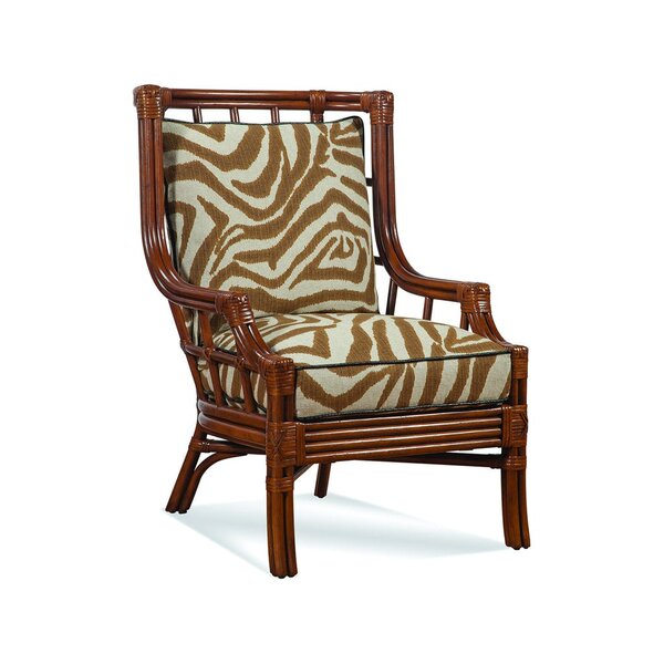 Seville Wingback Chair by Braxton Culler