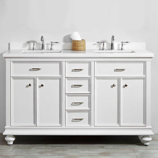 Weisner 60 Bathroom Vanity Set by Alcott Hill