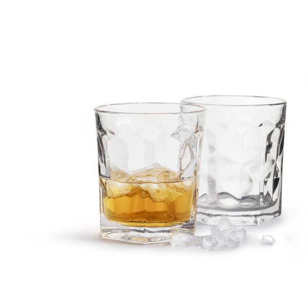 Club Old Fashion 12.5 oz. Cocktail Glass (Set of 2) by Sagaform
