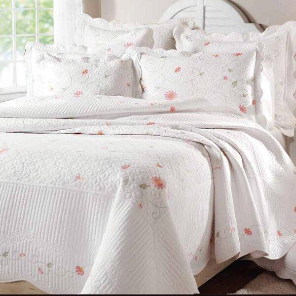 Hellebore Cotton Quilt Set by Lark Manor