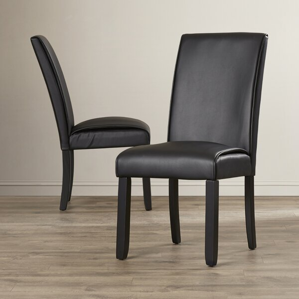 Gabriella Parsons Chair (Set of 2) by Latitude Run