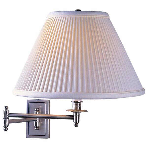 Kinetic Swing Arm Lamp by Robert Abbey