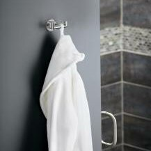 Arris Wall Mount Robe Hook by Moen