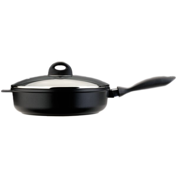 CookNCo 11 Non-Stick Skillet with Lid by BergHOFF International