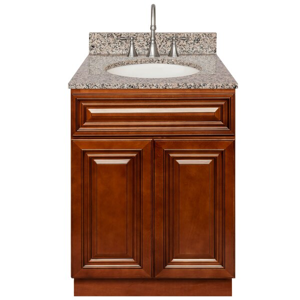 Horley 24 Single Bathroom Vanity Set by Charlton Home