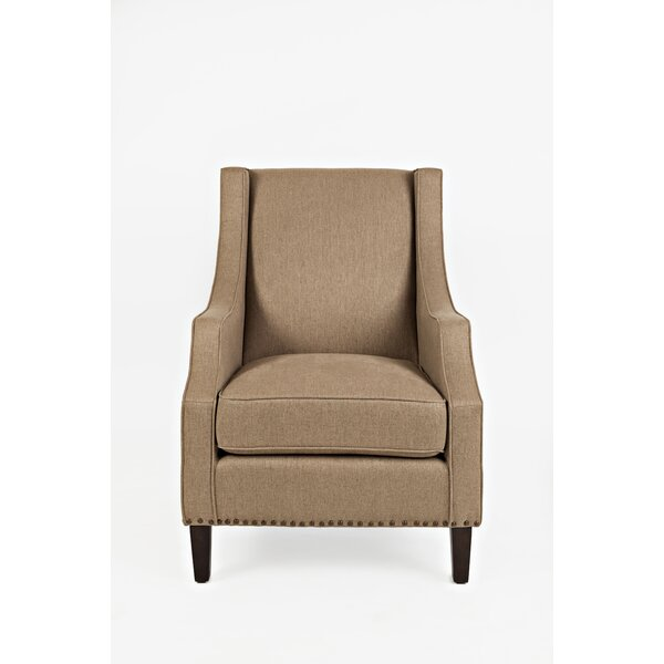 Mike Armchair by Langley Street