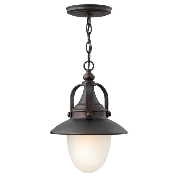 Pembrook 1-Light Outdoor Pendant by Hinkley Lighting