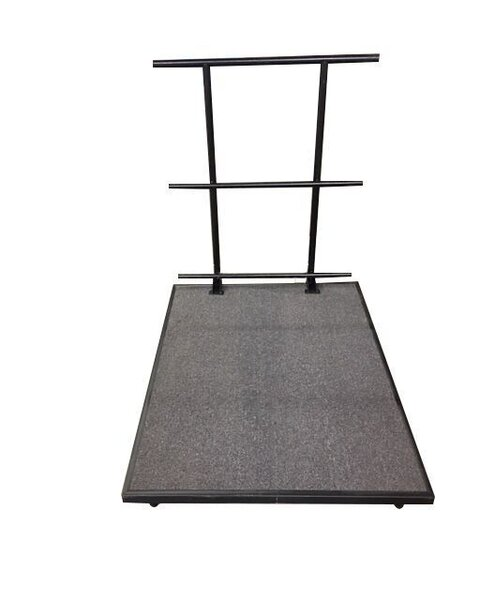 Transfold Fixed Platform Carpet Deck by Midwest