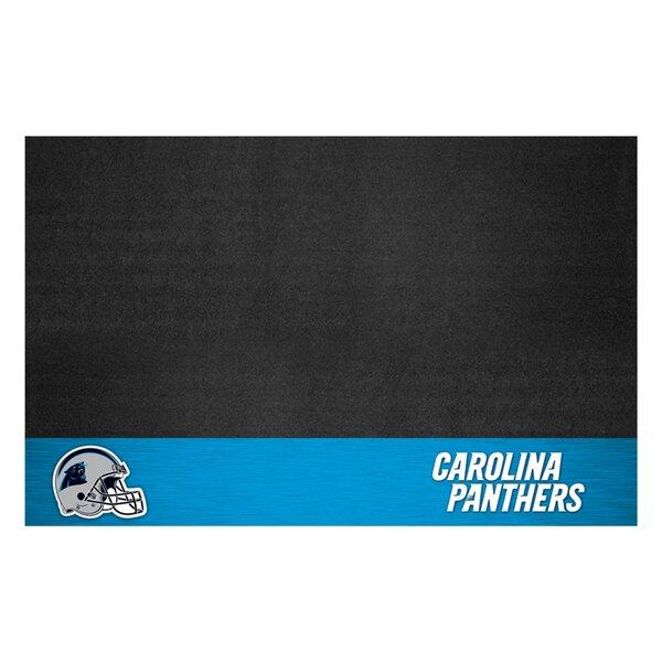 NFL - Carolina Panthers Grill Mat by FANMATS