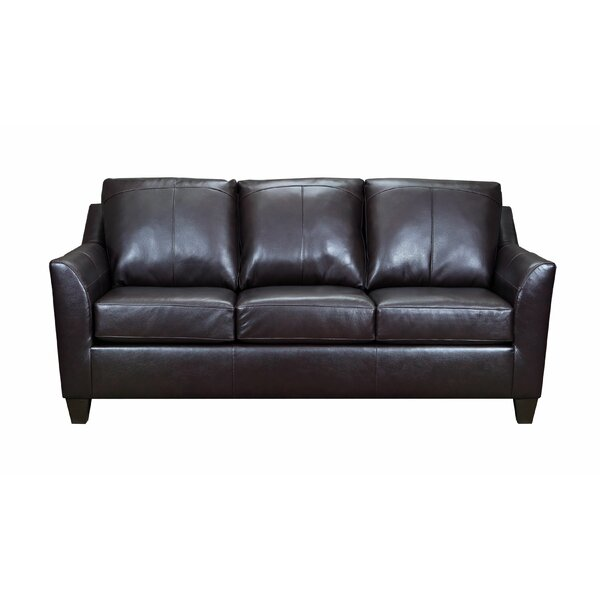 Review Cyrus Leather Sofa