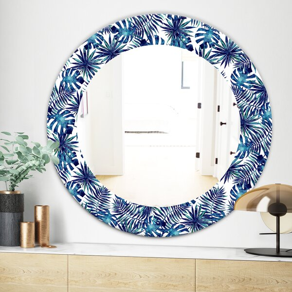 Tropical Mood 3 Traditional Wall Mirror