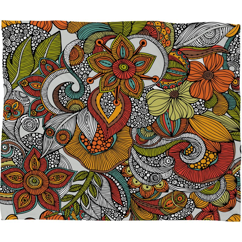 Deny designs valentina ramos ava throw blanket reviews for Deny designs free shipping code