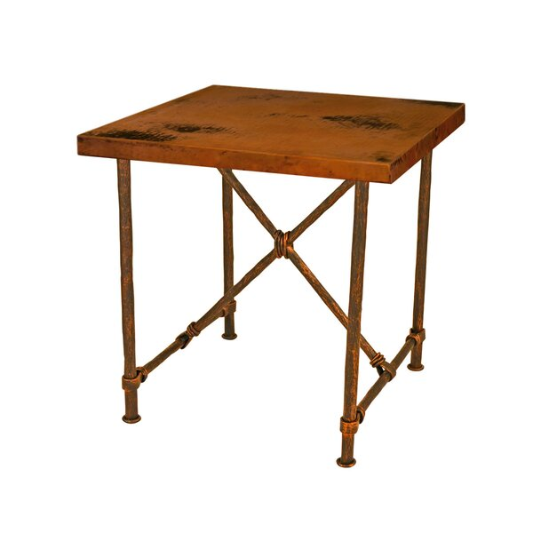 Del End Table by Bloomsbury Market
