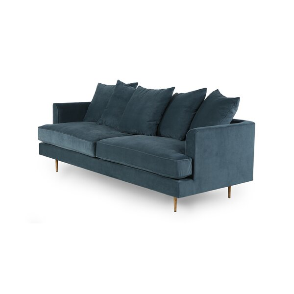 New Look Style Taylorsville Holly Sofa by Everly Quinn by Everly Quinn