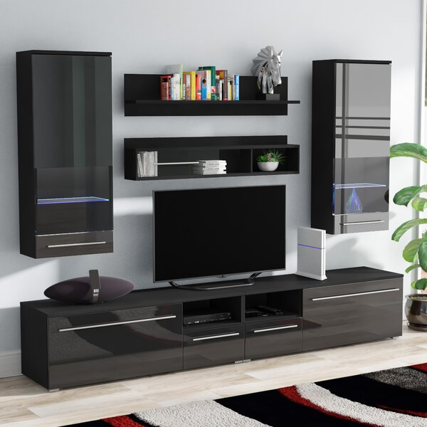 Jorah Entertainment Center for TVs up to 75