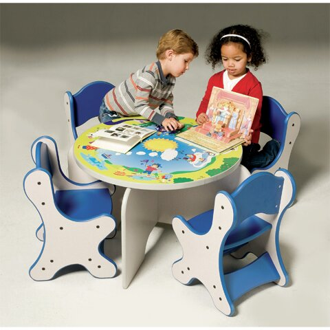 Harmony Park Kids Side Table by Playscapes