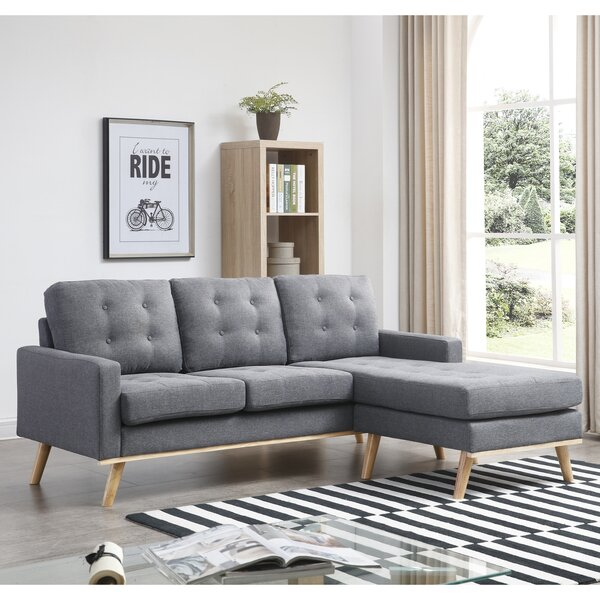 #2 Blaylock Reversible Sectional By George Oliver Coupon