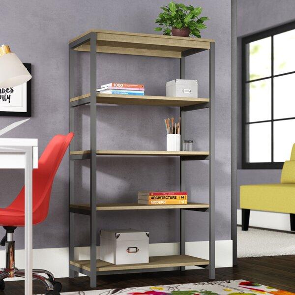 Vanessa Etagere Bookcase By Ebern Designs