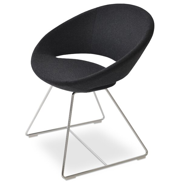 Crescent Wire Chair