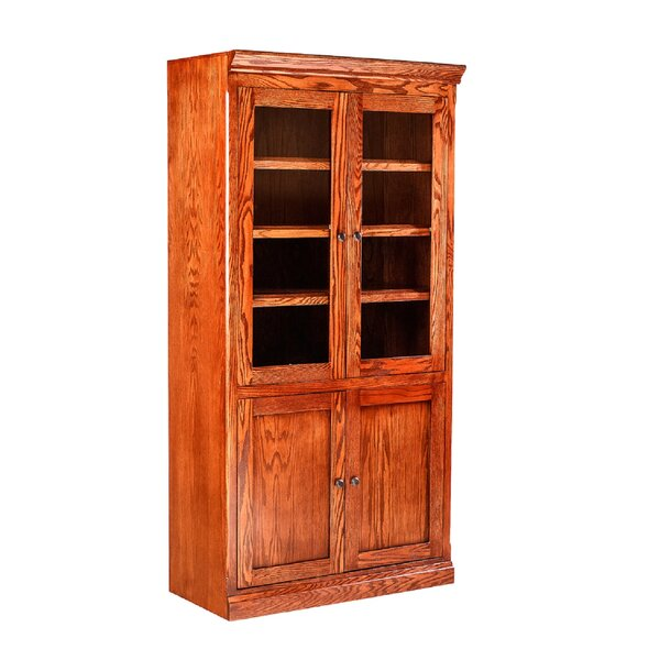 Torin Solid Wood Standard Bookcase by Millwood Pines Millwood Pines