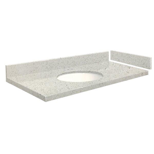 Madison 26 Single Bathroom Vanity Top