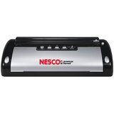 Nesco Food Sealer with Roll Storage and Bag Cutter