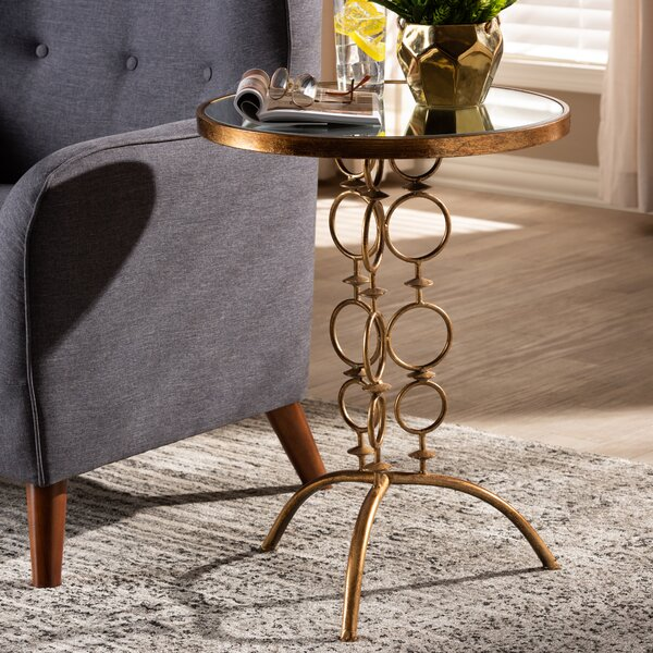 Selleck End Table by World Menagerie