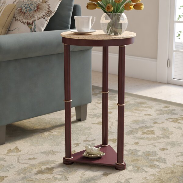 Nickole End Table By Charlton Home