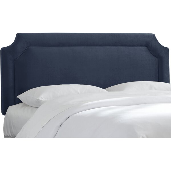 Gresham Upholstered Panel Headboard by Skyline Furniture
