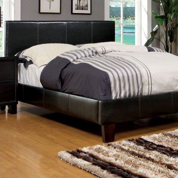 Zac Upholstered Platform Bed by Orren Ellis Orren Ellis