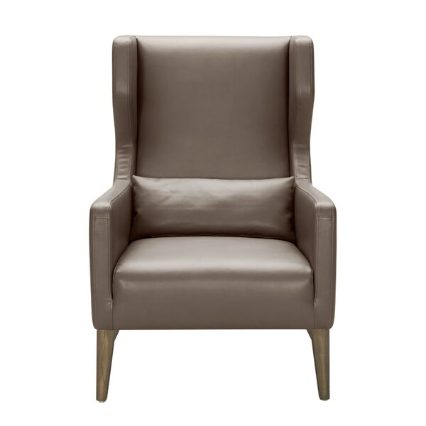 5West Wingback Chair by Sunpan Modern