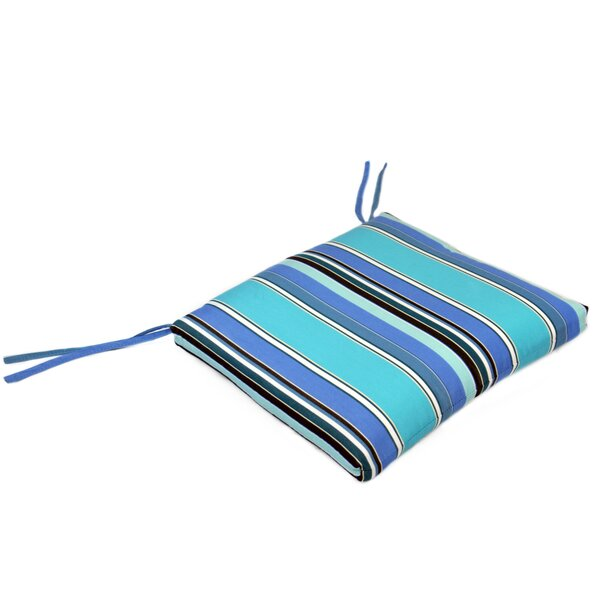 Merrimack Indoor/Outdoor Sunbrella Dining Chair Cushion by Beachcrest Home