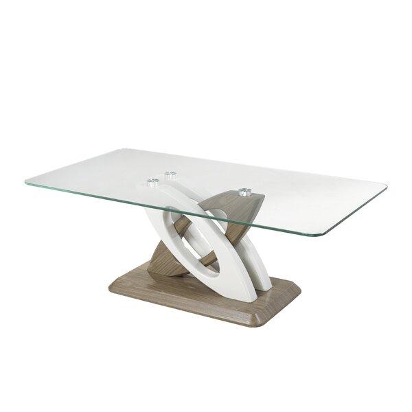 Bovey Coffee Table by Orren Ellis
