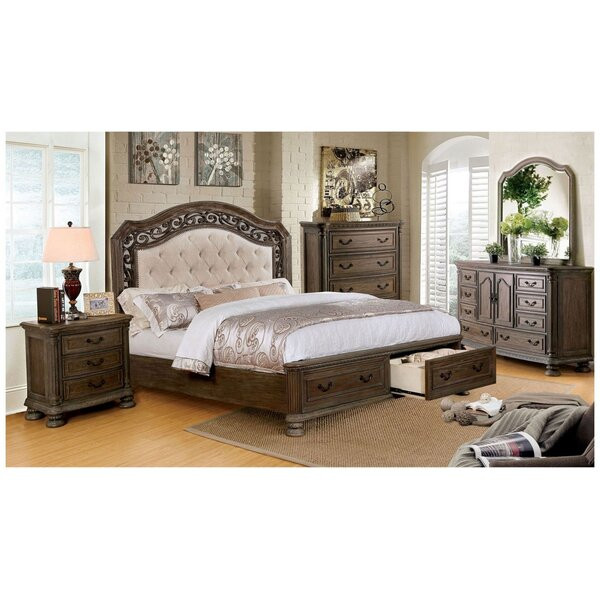 Whitted Queen Platform 5 Piece Bedroom Set by Astoria Grand