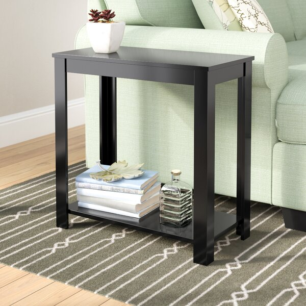 Pagano 4 Legs End Table by Andover Mills Andover Mills