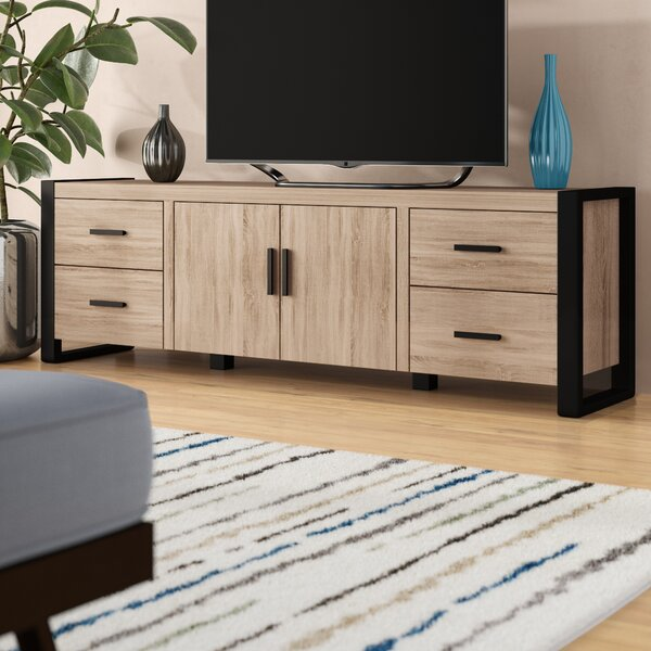 Theodulus TV Stand For TVs Up To 70