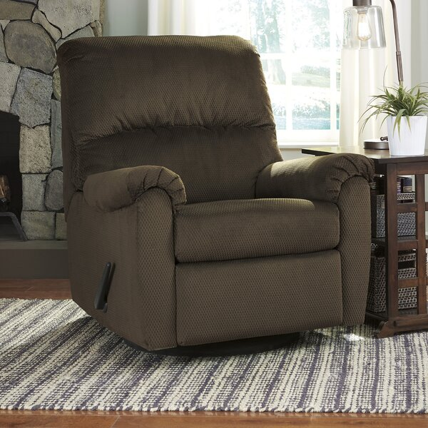 Nadene Manual Swivel Recliner [Red Barrel Studio]