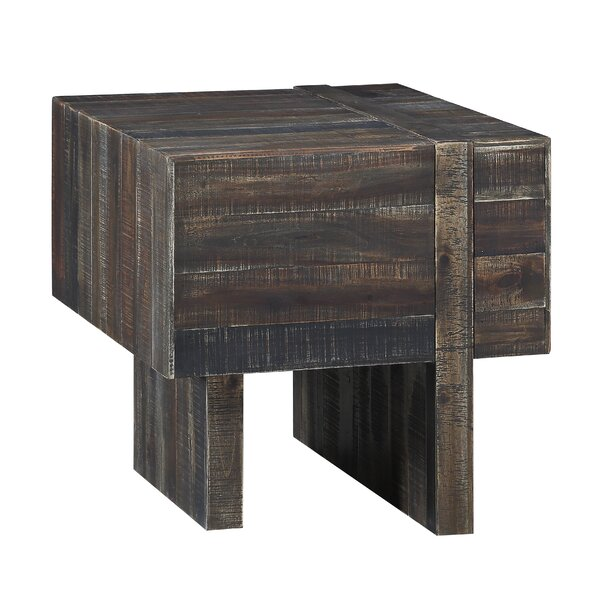 Gillian End Table by Loon Peak