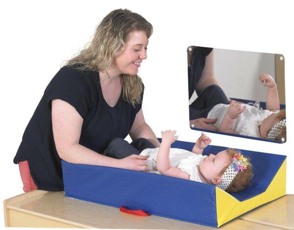 Baby Accent Mirror by Children's Factory