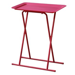 Folding Snack Tables Sets | Wayfair